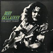 Click here for more info about 'Rory Gallagher - The Best Years'