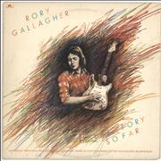 Click here for more info about 'Rory Gallagher - The Story So Far - EX'