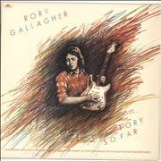 Click here for more info about 'Rory Gallagher - The Story So Far'