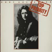 Click here for more info about 'Rory Gallagher - Top Priority'