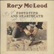 Click here for more info about 'Rory McLeod - Footsteps And Heartbeats - Autographed'
