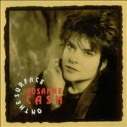 Click here for more info about 'Rosanne Cash - On The Surface'