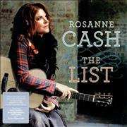 Click here for more info about 'Rosanne Cash - The List - Sealed'