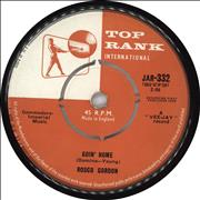 Click here for more info about 'Rosco Gordon - Goin' Home / Just A Little Bit'