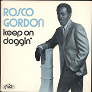 Click here for more info about 'Rosco Gordon - Keep On Doggin''