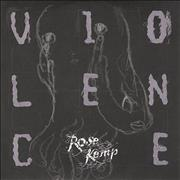Click here for more info about 'Rose Kemp - Violence EP'