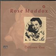 Click here for more info about 'Rose Maddox - California Rose'