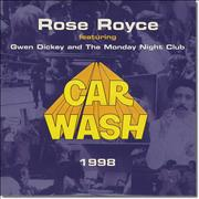 Click here for more info about 'Rose Royce - Car Wash'