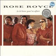 Click here for more info about 'Rose Royce - Is It Love You're After'