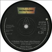 Click here for more info about 'Rose Royce - It Makes You Feel Like Dancin''