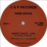 Click here for more info about 'Rose Royce - Magic Touch'