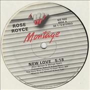 Click here for more info about 'Rose Royce - New Love'