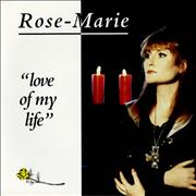 Click here for more info about 'Rose-Marie - Love Of My Life'