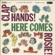Click here for more info about 'Rosemary Clooney - Clap Hands! Here Comes Rosie!'