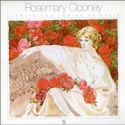 Click here for more info about 'Rosemary Clooney - Everything's Coming Up Rosie'