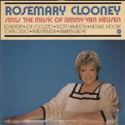 Click here for more info about 'Rosemary Clooney - Rosemary Clooney Sings The Music Of Jimmy Van Heusen'