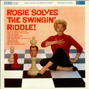 Click here for more info about 'Rosemary Clooney - Rosie Solves The Swingin' Riddle! - Stereo'