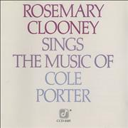 Click here for more info about 'Rosemary Clooney - Sings The Music Of Cole Porter'