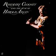 Click here for more info about 'Rosemary Clooney - Sings The Music Of Harold Arlen'