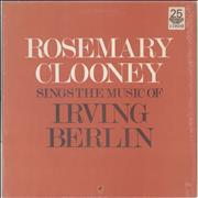Click here for more info about 'Rosemary Clooney - Sings The Music Of Irving Berlin'