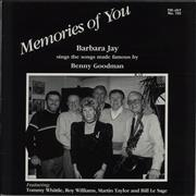 Click here for more info about 'Rosemary Squires - Barbara Jay's Memories Of You - Autographed'