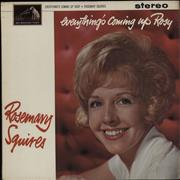 Click here for more info about 'Rosemary Squires - Everything's Coming Up Rosy'
