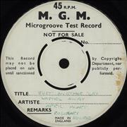 Click here for more info about 'Rosemary Squires - Just Another Day Wasted Away - Test Pressing'