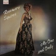 Click here for more info about 'Rosemary Squires - My One And Only'