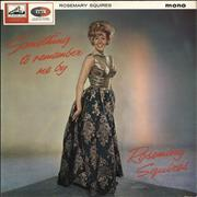 Click here for more info about 'Rosemary Squires - Something To Remember Me By - VG'