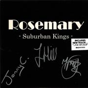 Click here for more info about 'Rosemary - Suburban Kings - Autographed'