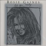 Click here for more info about 'Rosie Gaines - Are You Ready'