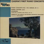 Click here for more info about 'Rosina Lhévinne - Chopin: Piano Concerto No. 1 in E Minor, Op.11 / Schumann: Scherzo And Finale, Op.52'