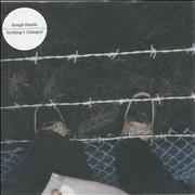 Click here for more info about 'Rough Hands - Nothing's Changed - Dark Blue Vinyl'