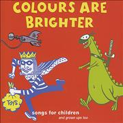 Click here for more info about 'Various-Indie - Colours Are Brighter'