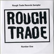 Click here for more info about 'Rough Trade - Rough Trade Sampler Number One'