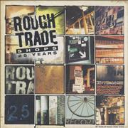 Click here for more info about 'Rough Trade - Rough Trade Shops - 25 Years'