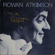 Click here for more info about 'Rowan Atkinson - Live In Belfast'
