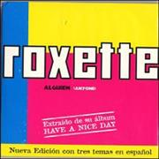 Click here for more info about 'Roxette - Alguien - Anyone'