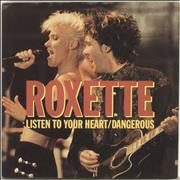 Click here for more info about 'Roxette - Listen To Your Heart - 2nd'