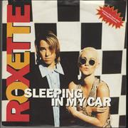 Click here for more info about 'Roxette - Sleeping In My Car'