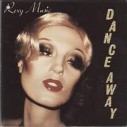 Click here for more info about 'Roxy Music - Dance Away - P/S'