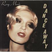 Click here for more info about 'Roxy Music - Dance Away - Pink Injection + Sleeve'