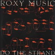 Click here for more info about 'Roxy Music - Do The Strand - EX'