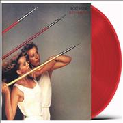 Click here for more info about ' - Flesh + Blood - Red Vinyl - Sealed'