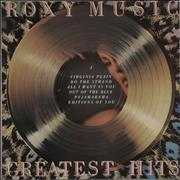 Click here for more info about 'Roxy Music - Greatest Hits'