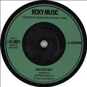 Click here for more info about 'Roxy Music - Jealous Guy - P/S'