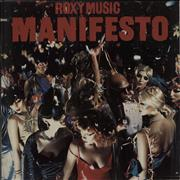 Click here for more info about 'Roxy Music - Manifesto'