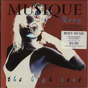 Click here for more info about 'Roxy Music - Musique - Promo Stamped'