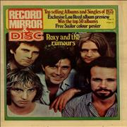 Click here for more info about 'Roxy Music - Record Mirror & Disc - January 1976'
