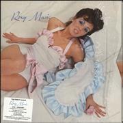 Click here for more info about 'Roxy Music - Roxy Music - Deluxe Edition + Signed Print'